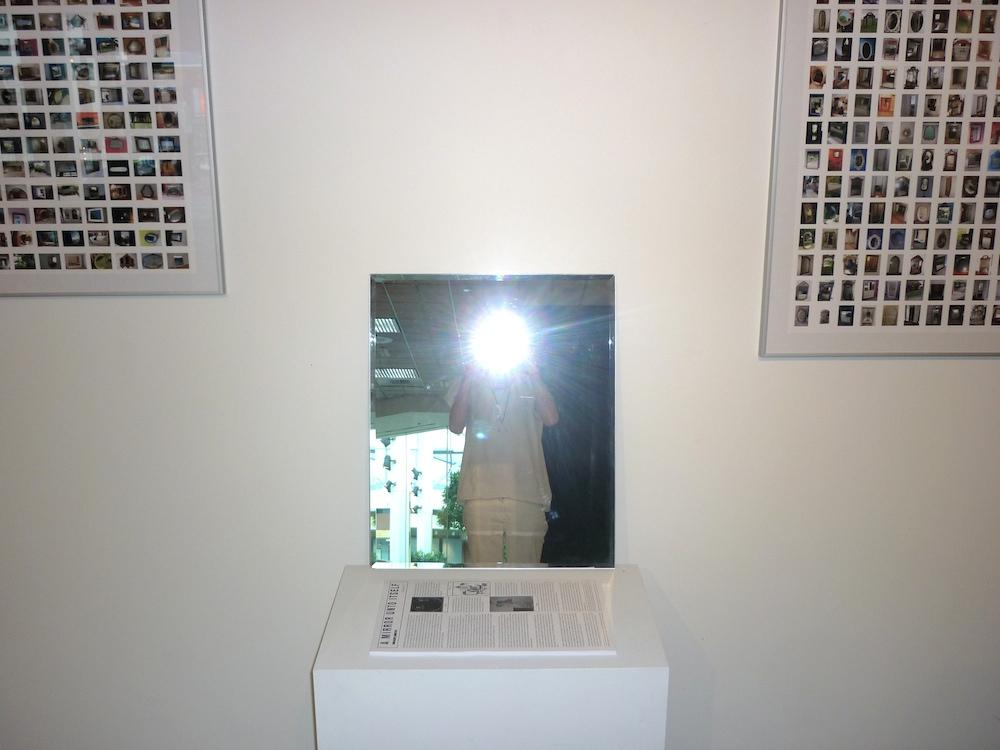 a mirror unto itself by krystal south
